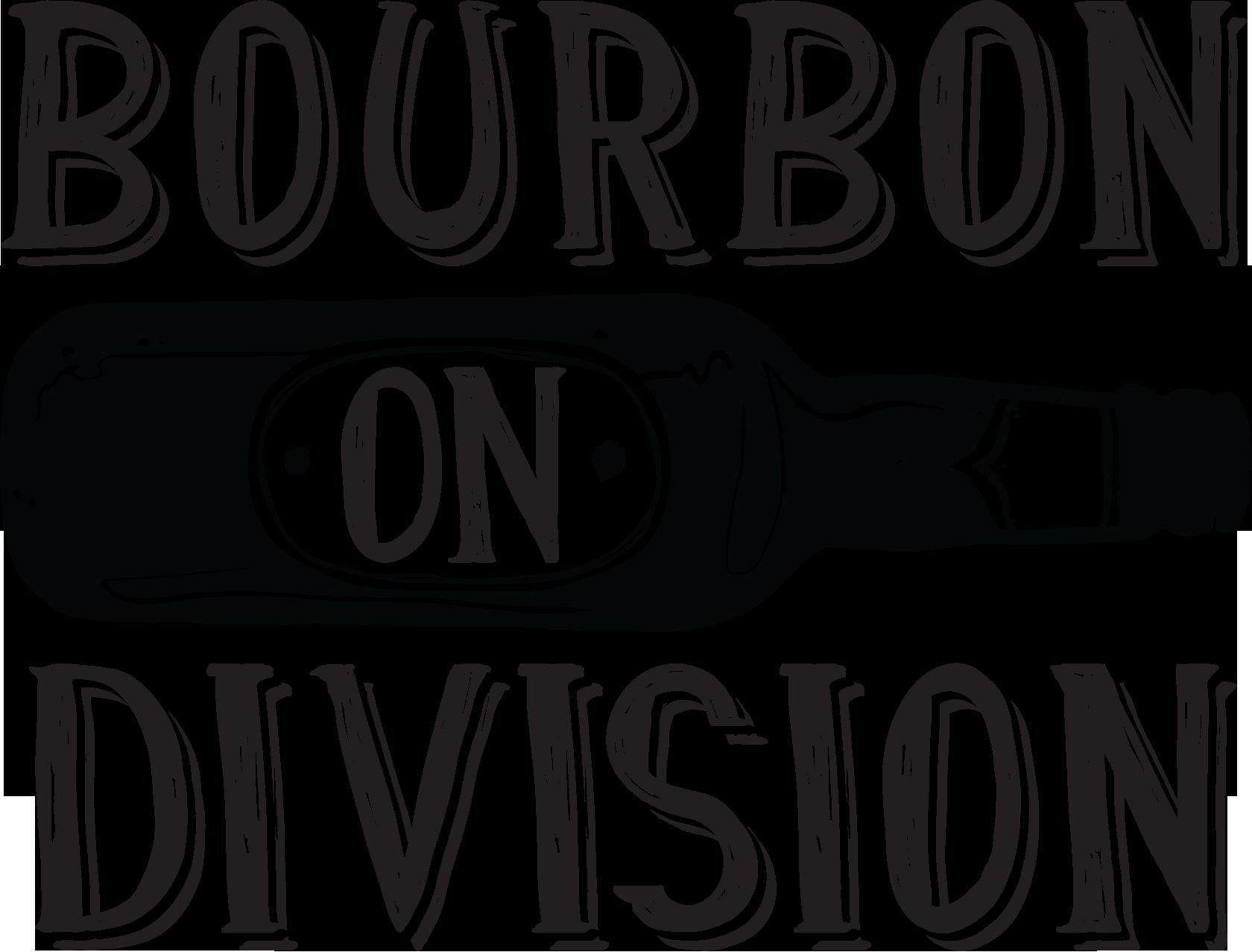 Bourbon on Division Logo